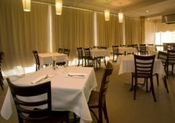 Ask to see Katherine Station Restaurant's extensive wine list and menu